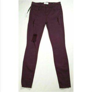 PARKER SMITH Size 0/25 Ava Skinny Jeans 2175E1M